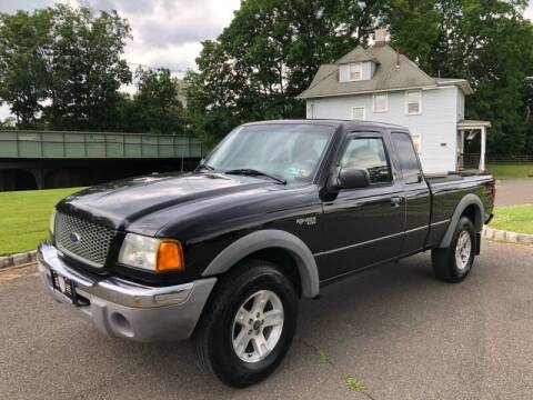 2003 Ford Ranger for sale at Mula Auto Group in Somerville NJ
