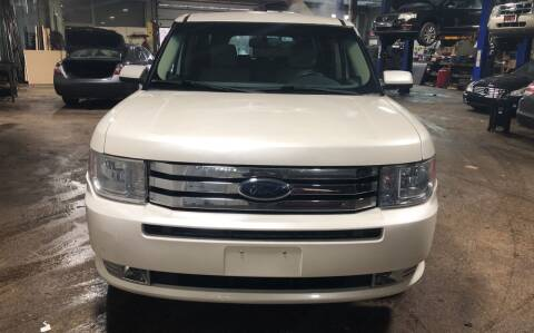 2009 Ford Flex for sale at Six Brothers Auto Sales in Youngstown OH