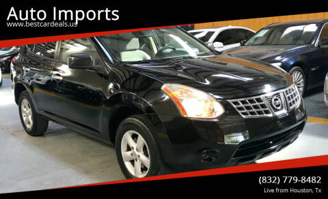 2010 Nissan Rogue for sale at Auto Imports in Houston TX
