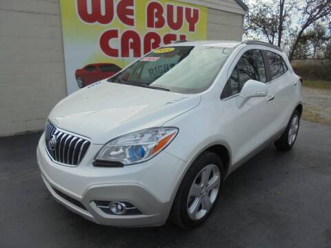 2015 Buick Encore for sale at Right Price Auto Sales in Murfreesboro TN