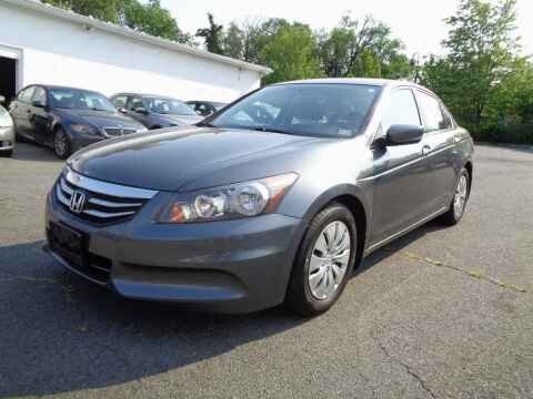 2012 Honda Accord for sale at Purcellville Motors in Purcellville VA