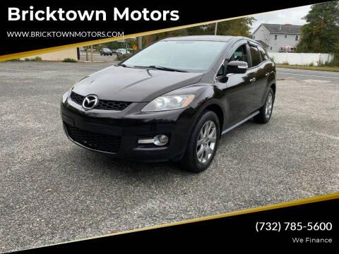 2009 Mazda CX-7 for sale at Bricktown Motors in Brick NJ