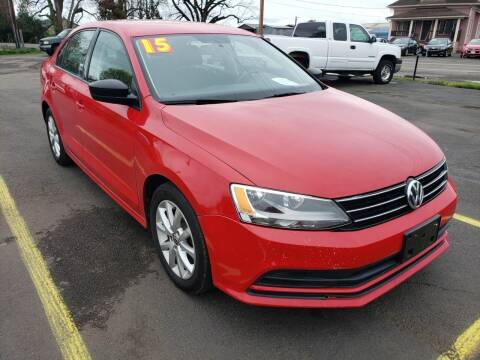 2015 Volkswagen Jetta for sale at Low Price Auto and Truck Sales, LLC in Brooks OR
