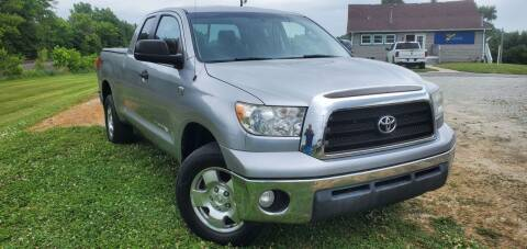 2008 Toyota Tundra for sale at Sinclair Auto Inc. in Pendleton IN