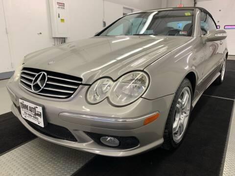 2004 Mercedes-Benz CLK for sale at TOWNE AUTO BROKERS in Virginia Beach VA
