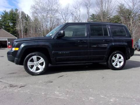 2014 Jeep Patriot for sale at Mark's Discount Truck & Auto Sales in Londonderry NH