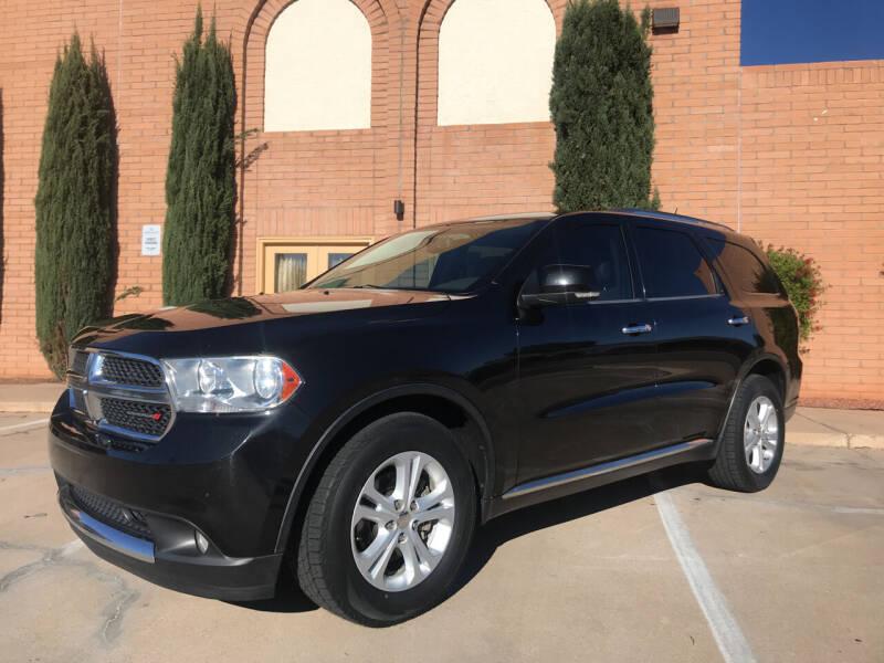 2013 Dodge Durango for sale at Freedom  Automotive in Sierra Vista AZ