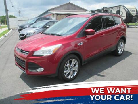 2016 Ford Escape for sale at G. B. ENTERPRISES LLC in Crossville AL