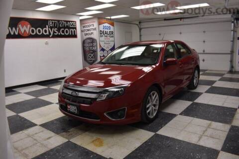 2010 Ford Fusion for sale at WOODY'S AUTOMOTIVE GROUP in Chillicothe MO