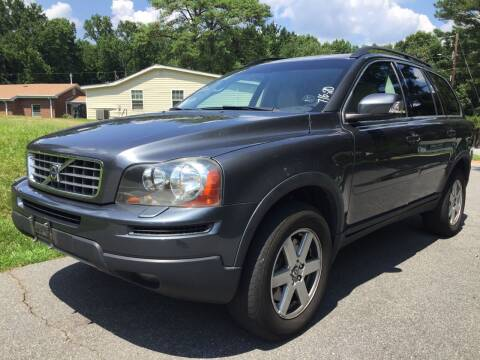 2007 Volvo XC90 for sale at CAR STOP INC in Duluth GA