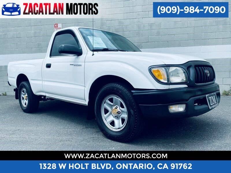 2001 Toyota Tacoma for sale at Ontario Auto Square in Ontario CA