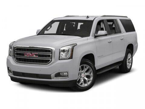 2015 GMC Yukon XL for sale at BEAMAN TOYOTA in Nashville TN