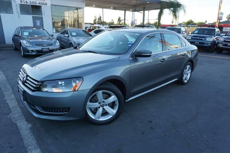 2013 Volkswagen Passat for sale in Sacramento, CA