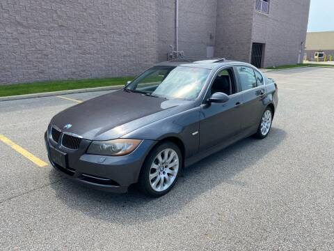 2007 BMW 3 Series for sale at JE Autoworks LLC in Willoughby OH