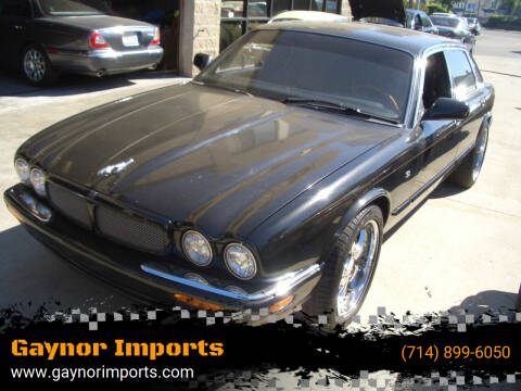 1999 Jaguar XJR for sale at Gaynor Imports in Stanton CA