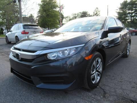2017 Honda Civic for sale at PRESTIGE IMPORT AUTO SALES in Morrisville PA
