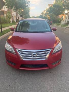 2014 Nissan Sentra for sale at Pak1 Trading LLC in South Hackensack NJ