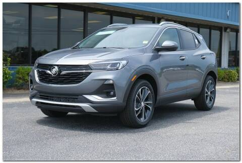 2021 Buick Encore GX for sale at STRICKLAND AUTO GROUP INC in Ahoskie NC