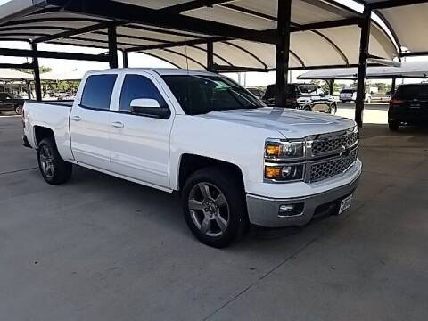 2015 Chevrolet Silverado 1500 for sale at Jerry's Buick GMC in Weatherford TX