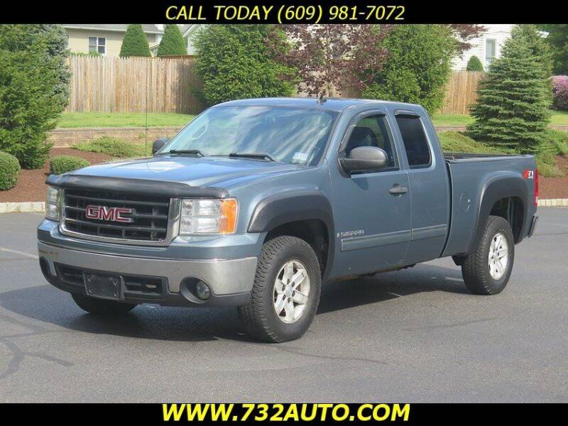 2008 GMC Sierra 1500 for sale at Absolute Auto Solutions in Hamilton NJ
