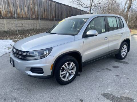 2013 Volkswagen Tiguan for sale at Posen Motors in Posen IL