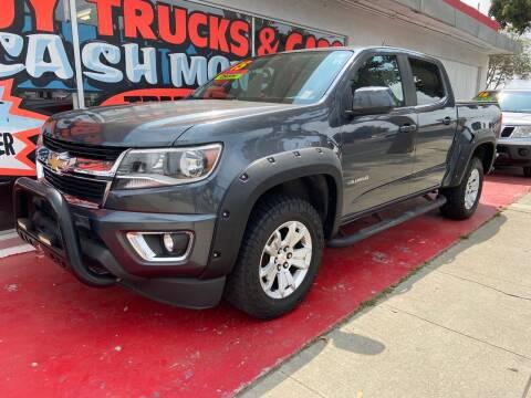 2015 Chevrolet Colorado for sale at Auto Max of Ventura in Ventura CA