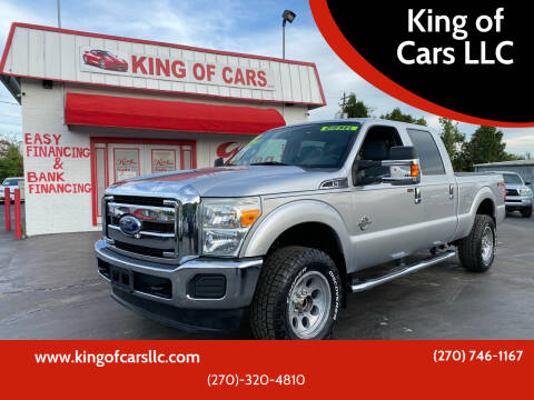 2011 Ford F-250 Super Duty for sale at King of Cars LLC in Bowling Green KY