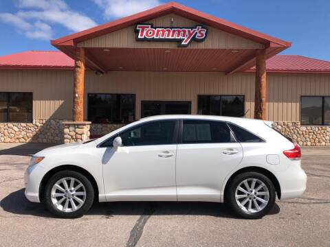 2010 Toyota Venza for sale at Tommy's Car Lot in Chadron NE