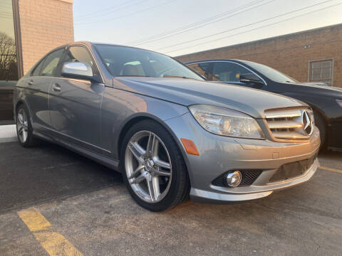 2008 Mercedes-Benz C-Class for sale at Abrams Automotive Inc in Cincinnati OH