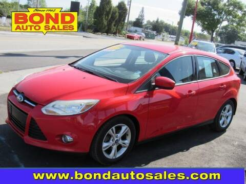 2012 Ford Focus for sale at Bond Auto Sales in St Petersburg FL