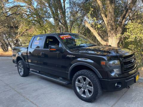 2013 Ford F-150 for sale at Car Deal Auto Sales in Sacramento CA