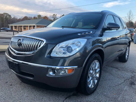 2011 Buick Enclave for sale at Doug's Auto Sales in Danville VA