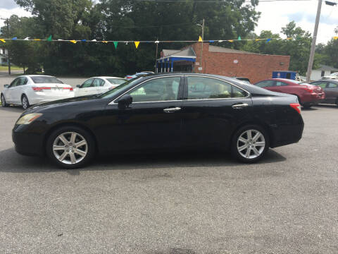 2009 Lexus ES 350 for sale at Diamond Auto Sales in Lexington NC