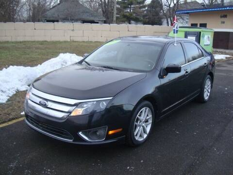 2012 Ford Fusion for sale at MOTORAMA INC in Detroit MI