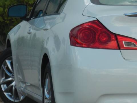 2007 Infiniti G35 for sale at Moto Zone Inc in Melrose Park IL