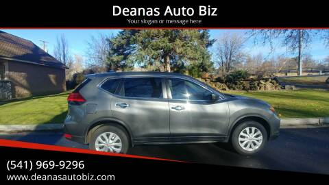 2017 Nissan Rogue for sale at Deanas Auto Biz in Pendleton OR