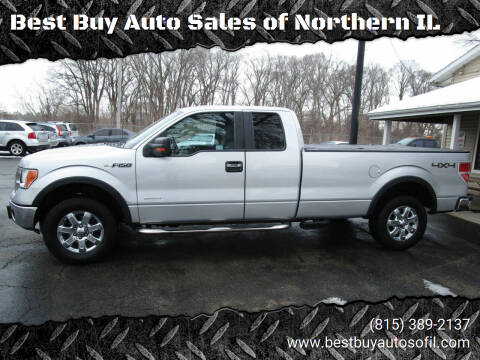 2013 Ford F-150 for sale at Best Buy Auto Sales of Northern IL in South Beloit IL