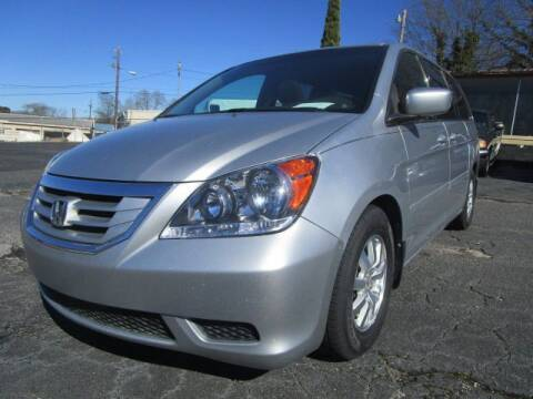 2010 Honda Odyssey for sale at Lewis Page Auto Brokers in Gainesville GA