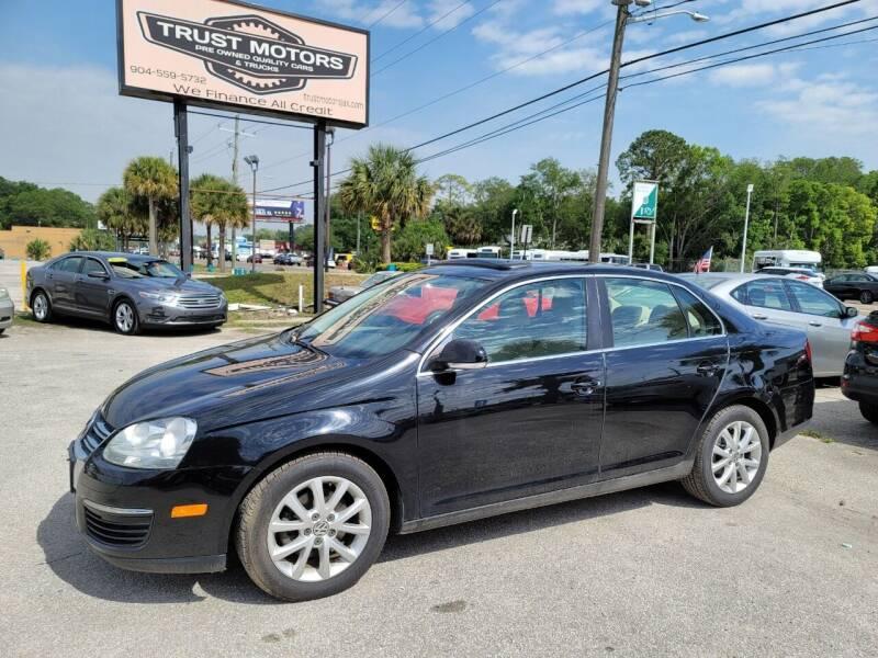 2010 Volkswagen Jetta for sale at Trust Motors in Jacksonville FL