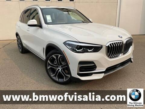 2022 BMW X5 for sale at BMW OF VISALIA in Visalia CA