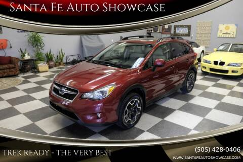 2013 Subaru XV Crosstrek for sale at Santa Fe Auto Showcase in Santa Fe NM
