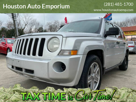 2008 Jeep Patriot for sale at Houston Auto Emporium in Houston TX