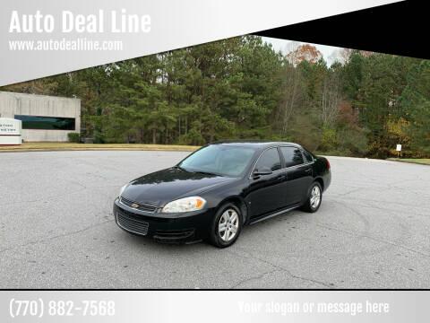 2009 Chevrolet Impala for sale at Auto Deal Line in Alpharetta GA