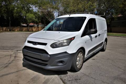 2014 Ford Transit Connect Cargo for sale at Easy Deal Auto Brokers in Hollywood FL