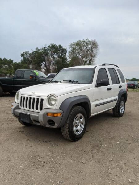 2003 Jeep Liberty for sale at HORSEPOWER AUTO BROKERS in Fort Collins CO