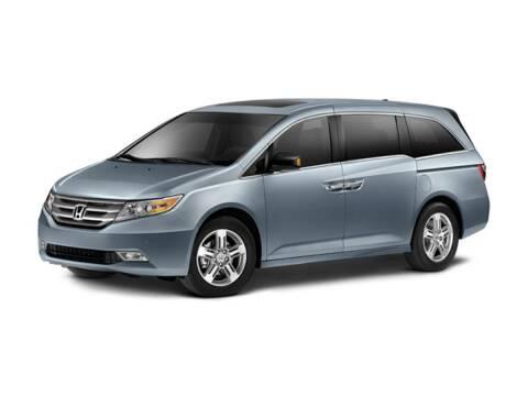 2012 Honda Odyssey for sale at BASNEY HONDA in Mishawaka IN