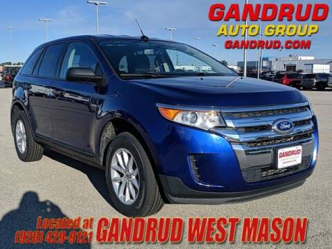 2013 Ford Edge for sale at GANDRUD CHEVROLET in Green Bay WI
