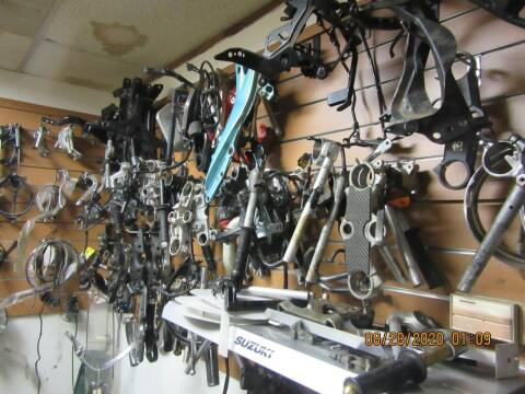ALL KINDS OF TRIPLE TREES for sale at Trinity Cycles in Burlington NC