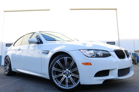 2008 BMW M3 for sale at Chantilly Auto Sales in Chantilly VA