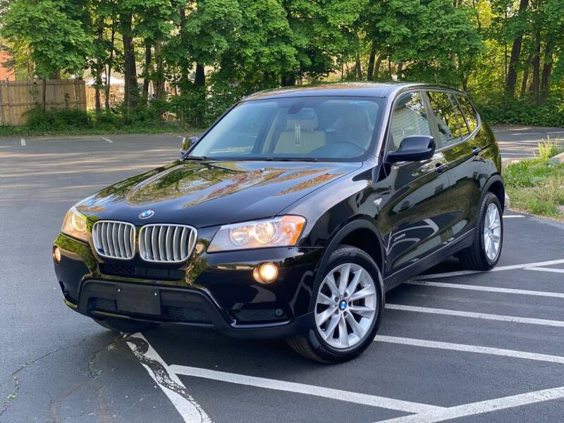 2014 BMW X3 for sale in Holbrook, MA